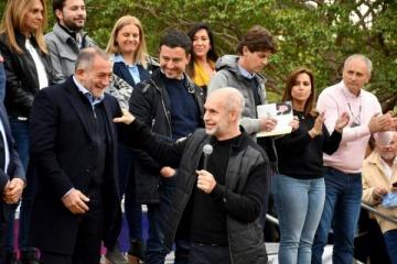 Larreta visita Córdoba tras los cruces con Schiaretti: un ojo en las legislativas y otro en su proyecto 2023