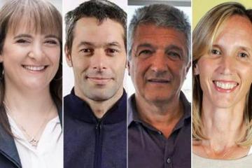 En el regreso a la actividad, asumieron cuatro nuevos diputados nacionales