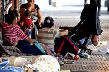 Diputados dio media sanción a un proyecto para ayudar a las personas en situación de calle